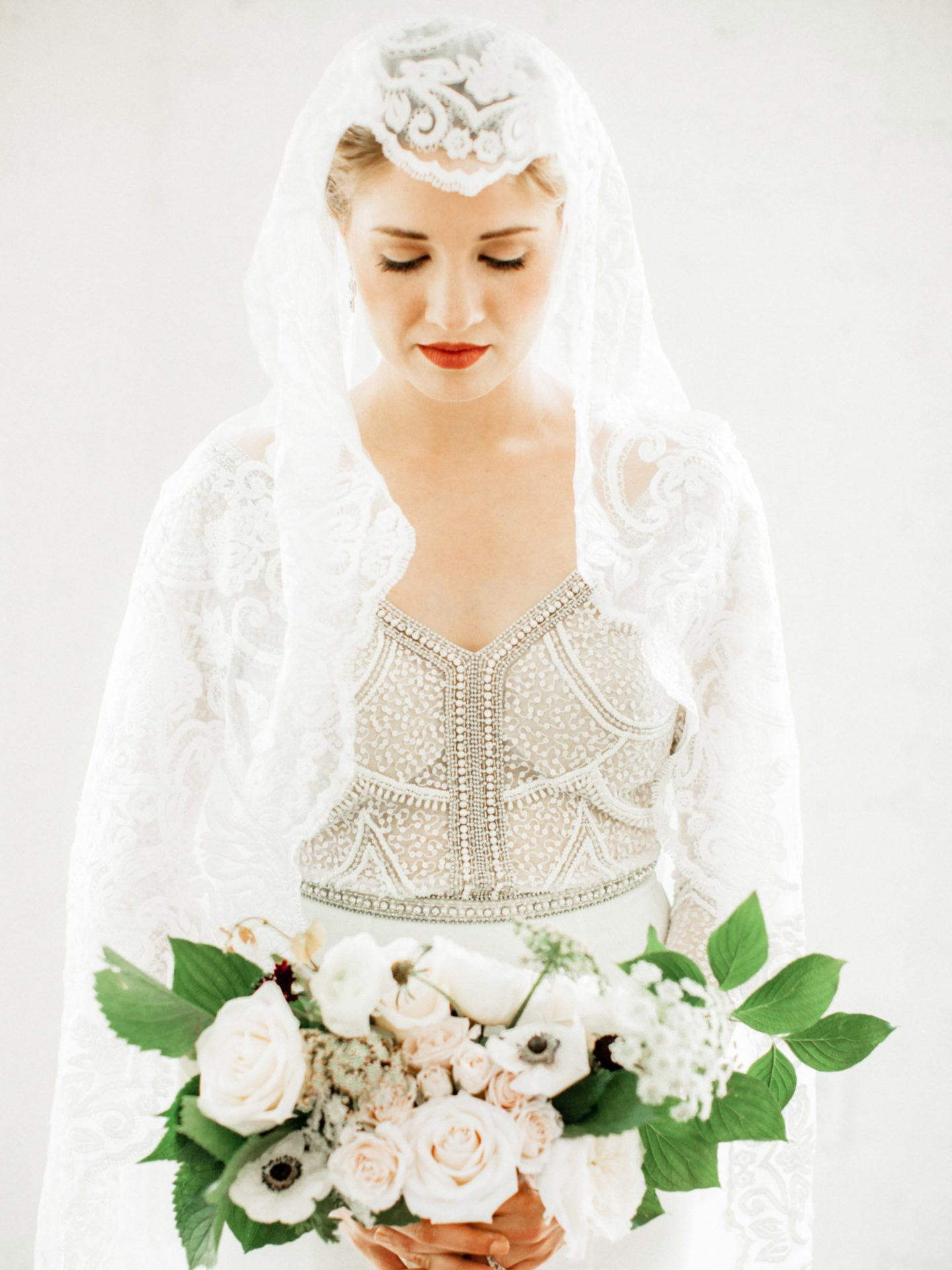 Modern Art Deco Wedding Inspiration-Inspiration Shoots - A. Cherie